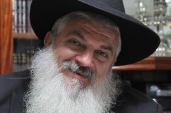 הרב יצחק מוזגרשוילי בדברי תורה לפרשת 'לך לך'