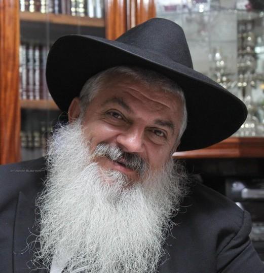 הרב יצחק מוזגרשוילי