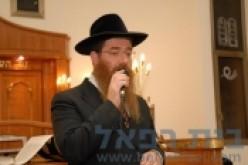 הרב אברהם מיכאלשוילי בדברי תורה 'לשבת כיפור'