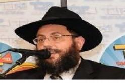 הרב הרצל קוסאשוילי בדברי תורה לחג 'הסוכות'