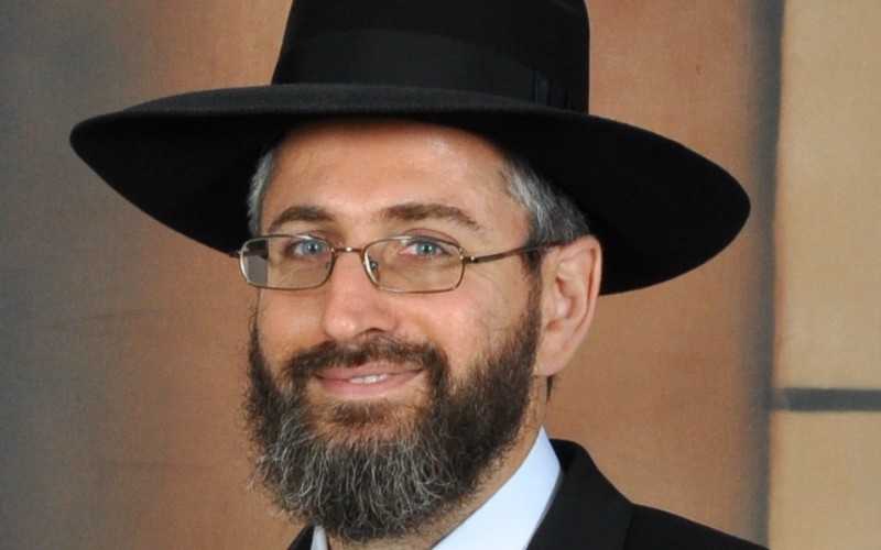 הרב יוסף מודזגברישוולי בדברי תורה לפרשת 'צו'