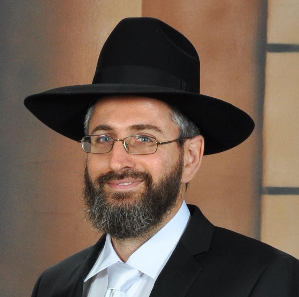 הרב יוסף מוזגרשוילי