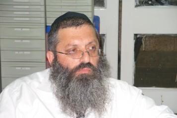 הרב יעקב בטוניאשוילי בדברי תורה לחג ה'סוכות'