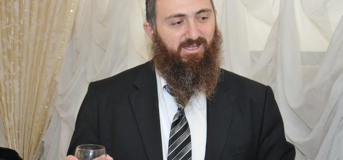 הרב מאיר מושיאשוילי בדברי תורה לפרשת 'נשא'