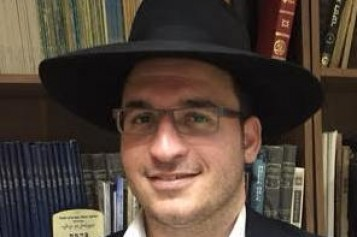 הרב מיכאל מירון בדברי תורה לשבת 'סוכות'