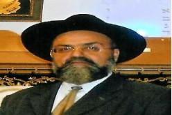 הרב אברהם שם טוב בדברי תורה לפרשת 'ניצבים וילך'