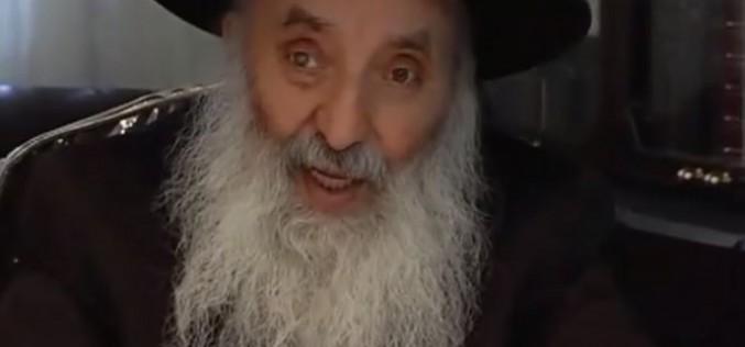 חכם משה מיכאלשוילי בדברי תורה לפרשת 'בא'