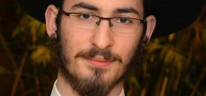 התמ' סימון יוסף ג'אנאשוילי בדברי תורה לפרשת 'נשא'