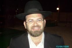 הרב אברהם דניאלוב בדברי תורה לפרשת 'פינחס'