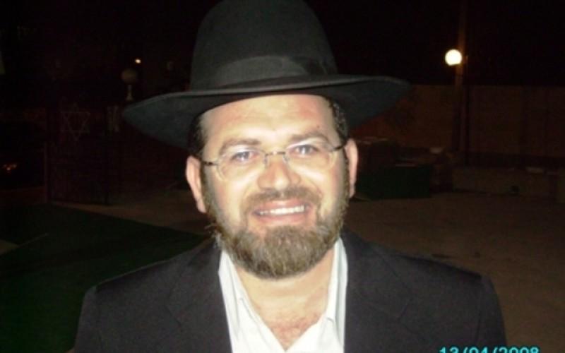 הרב אברהם דניאלוב בדברי תורה לפרשת 'תצווה'