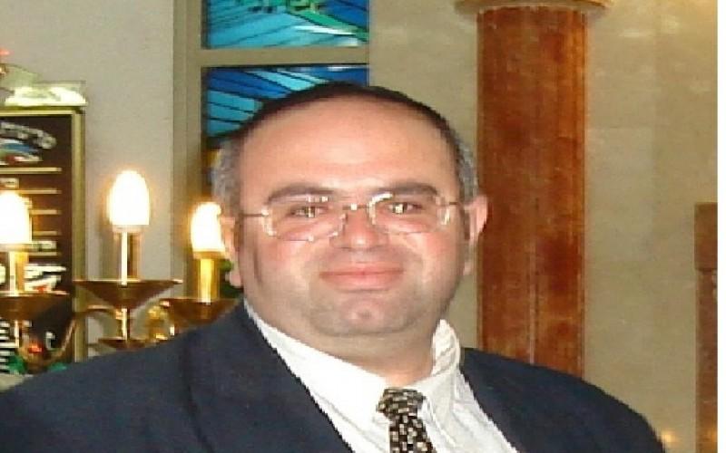 ר' אפרם דניאלוב בדברי תורה לפרשת 'נצבים'