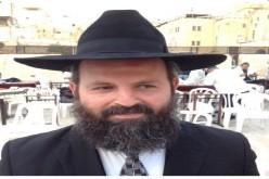 הרב יעקב טטרוא בדברי תורה לפרשת 'נשא'