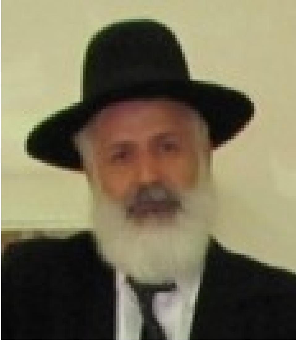 חכם שמואל פניקאשוילי