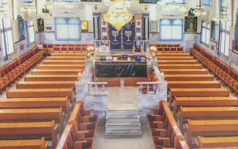 בית הכנסת 'עץ חיים' ברמלה