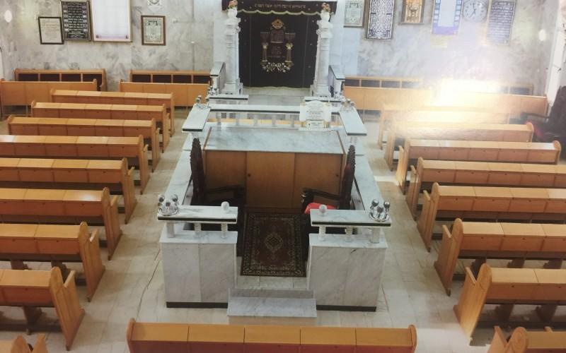 בית הכנסת 'אהל שלום' בטירת הכרמל
