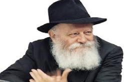 שיחה של הרבי מלובביץ לפרשת 'האזינו'