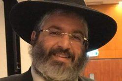 הרב פינחס מוזגרשוילי בדברי תורה לפרשת 'תולדות'
