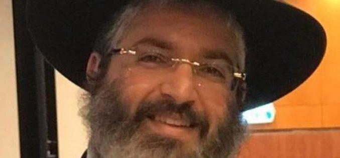 הרב פינחס מוזגרשוילי בדברי תורה לפרשת 'נצבים וילך'